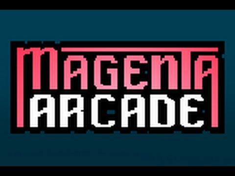 Magenta Arcade Game Trailer