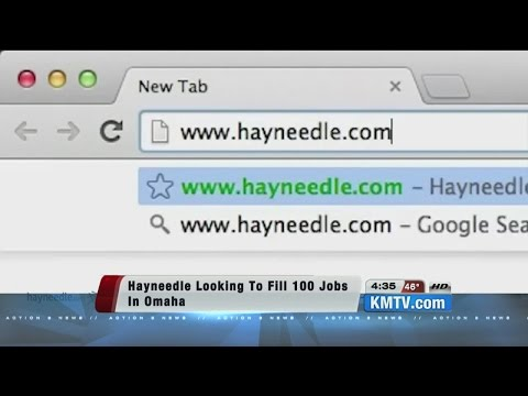Omaha-based Hayneedle looks to hire for more than 100 jobs