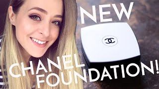 CHANEL Cushion Foundation REVIEW | Fleur De Force