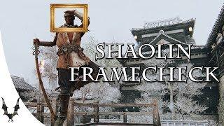 For Honor - Shaolin Framecheck