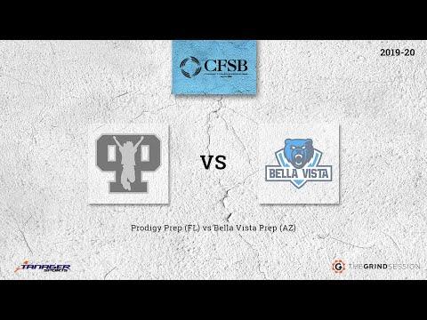 Bella Vista Prep (AZ) vs Prodigy Prep (FL)