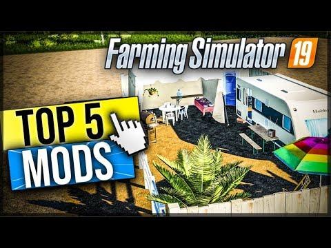 Farming Simulator 19   TOP5 MODS DE LA SEMAINE #3 / UNE NOUVELLE MAISON !