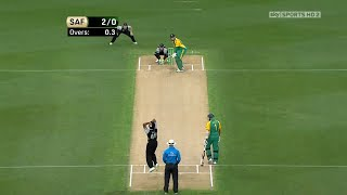 Thrilling Match | New Zealand vs South Africa 3rd T20 2012 | HD Highlights