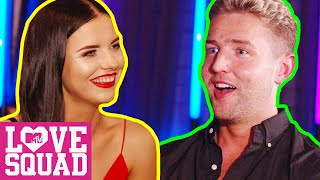 EP #1 SPOILER: A 'Hot' Date With A Big Secret | Love Squad