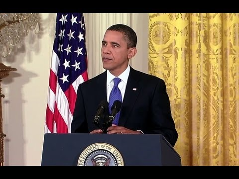 President Obama's News Conference on the American Jobs Act