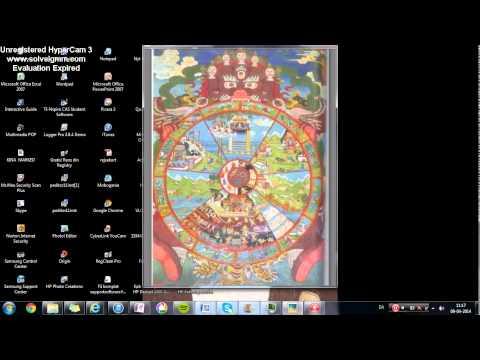 det buddhistiske livshjul