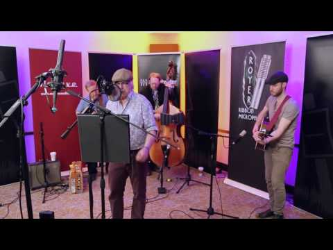 The David Olney Band with Brock Zeman - Recorded at Folk Alliance in the Pop-Up Studio