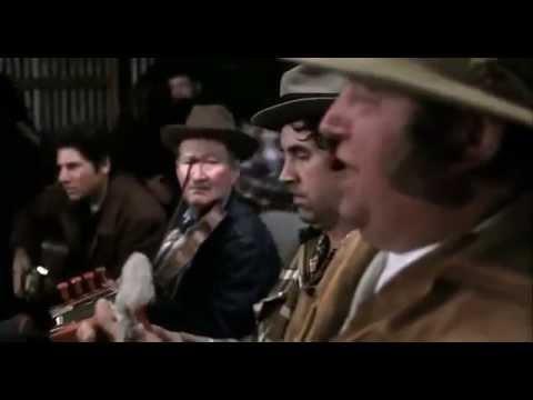 'Southern Comfort'. Final scene. Cajun music.