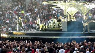 U2 Berlin Olympic Stadium 2009-07-18 No Line on the Horizon HD