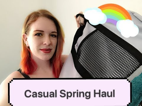 [VIDEO] - Casual Spring Haul 5