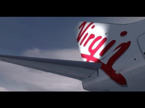 Melbourne - Sydney | Virgin Australia B738 | VATSIM | P3D