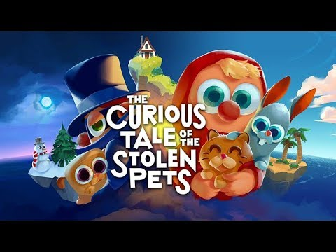 The Curious Tale of the Stolen Pets - Bande Annonce