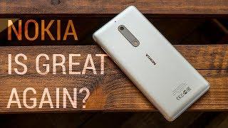 Обзор Nokia 5: Google Pixel для народа и достойный преемник былой Nokia