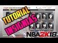 NBA 2K18 | Tutorial Insignias - ¿Cómo funcionan?