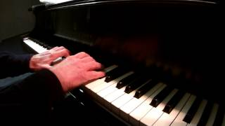 Love Walked In  Gershwin  solo piano