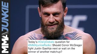 Daily Debate: Who Should Conor McGregor Fight next?