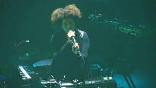 Massive Attack - Psyche feat. Martina Topley-Bird Live @ O2 Brixton 04/02/2016