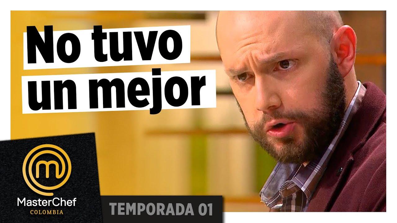 Nadie fue el mejor, todos mediocres | TEMPORADA 1 | MASTERCHEF COLOMBIA