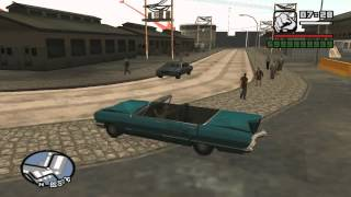 GTA San Andreas Denise 100%