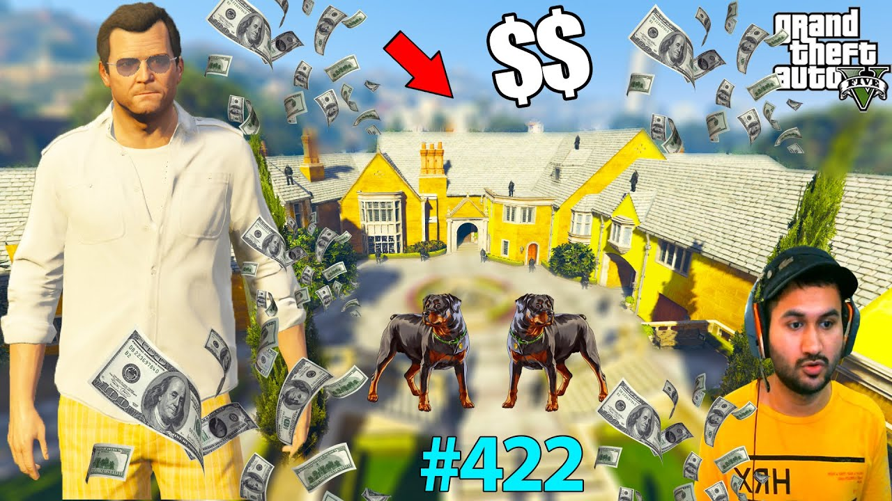 MICHAEL'S BILLIONAIRE LIFESTYLE | SPECIAL EPISODE GTA 5 GAMEPLAY #422