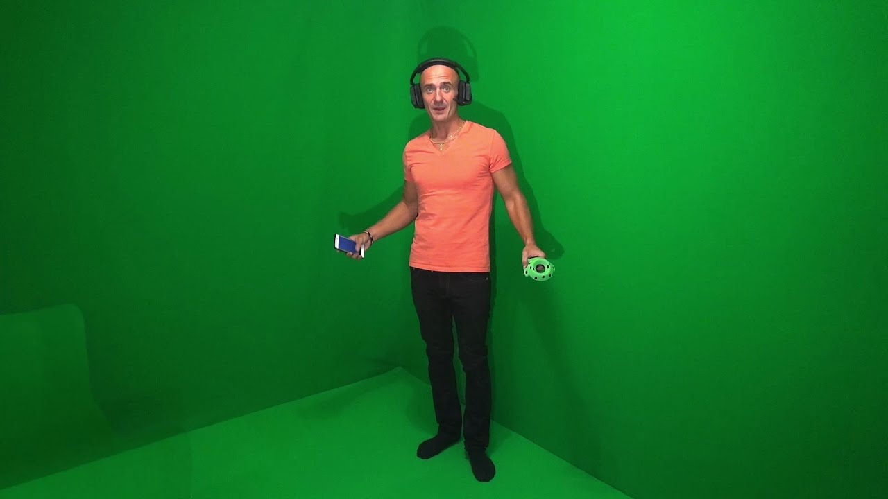 My new Green Screen and Mixed Reality config is almost ...
