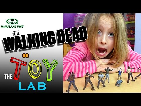 McFarlane's Walking Dead Figures - The TOY Lab (Ep.3)