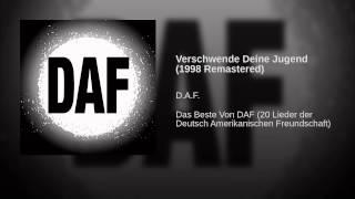 Verschwende Deine Jugend (1998 Remastered)