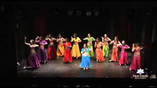 Dance Belly-Bollywood with us!