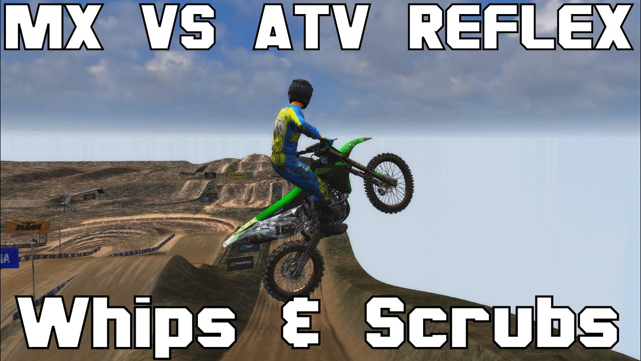 mx vs atv reflex whips scrubs ep 3 ft moto farm facility. Black Bedroom Furniture Sets. Home Design Ideas
