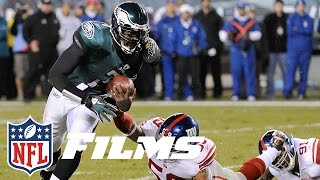 #9 Michael Vick Plays for Eagles | Top 10 Player Comebacks | NFL Films