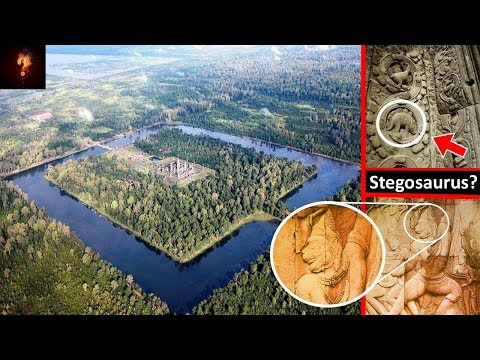 The Lost City Of Angkor ~ Ancient Alien Relic?
