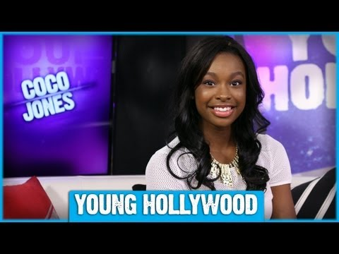 "Coco Jones Shows Us How to ""Holla at the DJ""!"