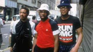Run DMC  Rock Box