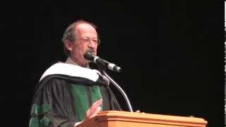 Dr. Harold Varmus, 2013 Baylor College of Medicine commencement speech