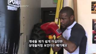 Download Rashad Evans - one more title run (Korean subtitle) MP3 song and Music Video
