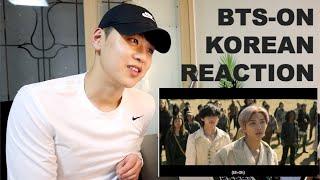 BTS ON REACTION l Korean reaction l BTS reaction