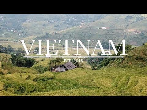 Adventure in Hanoi x Sapa - Vietnam pt.I