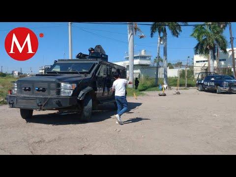 Más de 6 mil militares refuerzan seguridad en Sinaloa