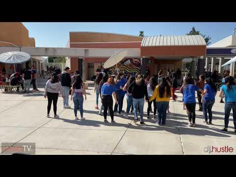 Lunch Take Over Northridge Academy High School