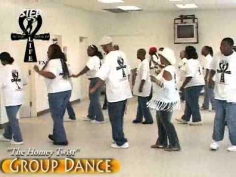 "Step / Line Dance- ""Homey Twist"""