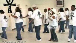 "Step / Line Dance- ""Homey Twist"""