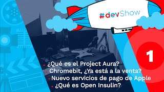 #devShow Primer programa