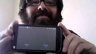 Ghost Voice Catcher AUTO-EVP Recorder Android app demo