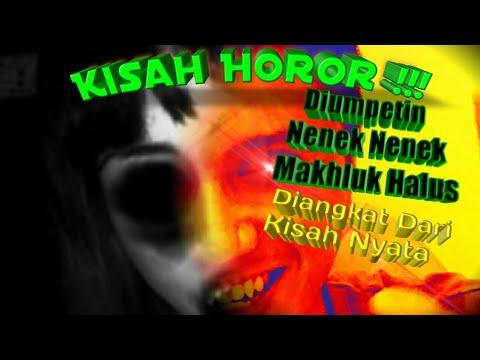 Cerita Horor : Di umpetin hantu beberapa hari #horor #hantu #ceritahoror