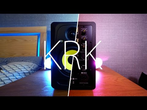KRK ROKIT 5 Review: The Best Speakers for the Price?