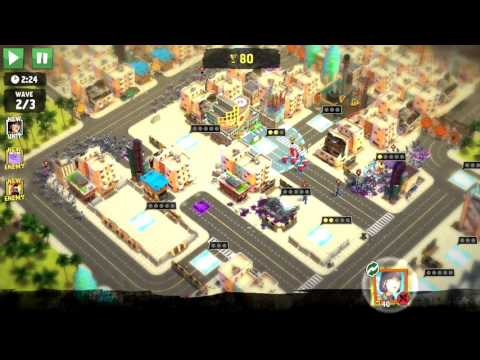 World Zombination - Fun With Units - Hackers and Level 50 Fire Chief perfect Dubai