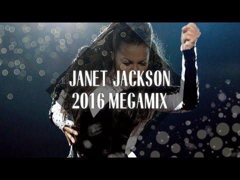 Janet Jackson: Megamix [2016]