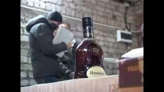 Контрафактный алкоголь на 4,5 млн
