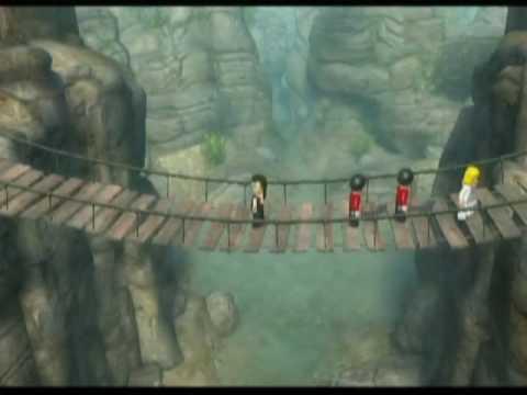 Lego Indiana Jones Story 24 Chapter 2 Battle On Bridge 2 2