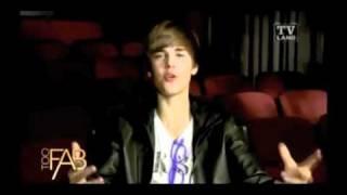 Justin Bieber Singing Happy Birthday